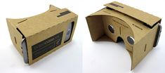 """""""Design Your Own Virtual Reality Headset *"""" #science project idea encourages students to use the #engineering design process to explore improving or designing a cardboard #VR headset.  [Science Buddies, http://www.sciencebuddies.org/science-fair-projects/project_ideas/Games_p034.shtml?from=Pinterest] #STEM #scienceproject #virtualreality"""