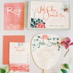 Many, many reasons to love the new trend for watercolour weddings (Picture: Jose Villa via Style Me Pretty)
