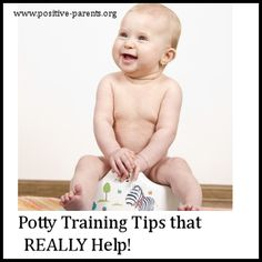Positive Parents: Potty Training Tips that Really Help