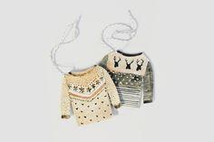 Christmas Sweater tag