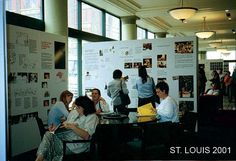 Reggio Children |The Hundred Languages of Children Exhibit, St. Louis 2001. For more Reggio Inspired Pins: http://pinterest.com/kinderooacademy/reggio-inspired/ ≈ ≈