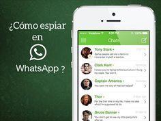 Espiar un whatsapp ajeno con solo el numero 2017 si se puede!!! - YouTube