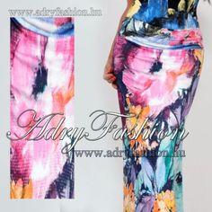 Warp Zone maxi női szoknya mintás   felső nélkül   - AdryFashion női ruha  webáruház 3f8a76b1e3