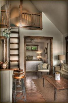 Living in a tiny home doesn't mean not having to think about how to decorate it. Actually, it's even more difficult to decorate a tiny home than a regular size one since the space limitations don't always let you get that couch you love,