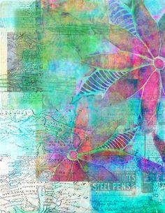 collage by Robin Mead  www.robinmeaddesigns.com