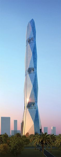 Future Dubai,Jumeirah Garden City: Meraas Tower