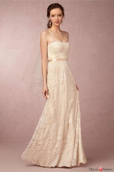 Luxury A-Line Ankle-length Strapless Off The Shoulder Sleeveless Tulle Sile Wedding Dress