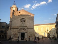THE ITALIAN SMOOTHIE: Road trip in Abruzzo: day 2 - Vasto old city