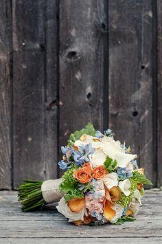 Bridal bouquet - pic by Simmone von Sydney