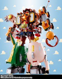Bandai y Pixar crean robot basado en Toy Story. | Anime en Español