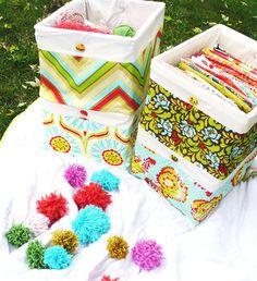 milk crate cover