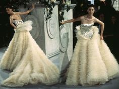 John Galliano's First Collection For Dior - Spring 1997   Styleite