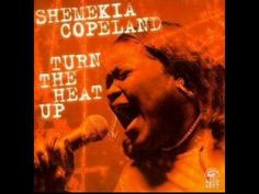 Shemekia Copeland - It Don't Hurt No More    Saw her at the Clarksdale Blues Festival.  She's a great singer!