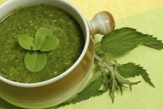 Stinging nettle is an amazing plant that can offer numerous benefits like fighting inflammation, control of the diabetes and prevention against the growth of prostate cancer! Diabetes, Smoothie Vert, Health And Wellness, Health Fitness, Green Soup, Healing Oils, Nutrition, Detox Soup, Prostate Cancer