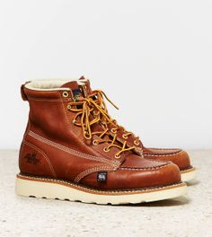 "Thorogood 6"" Moc Toe Boot"