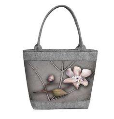 Dámska eko-filc kabelka Polo Magnólia Magnolia, Polo, Shoulder Bag, Bags, Handbags, Polos, Magnolias, Shoulder Bags, Tee