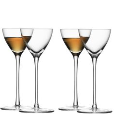 LSA International | liqueur glass x 4