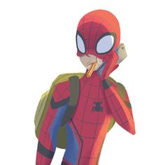 sirenami: Spider-man eating churros is my new. Marvel Fan, Marvel Dc Comics, Marvel Heroes, Marvel Avengers, Spiderman Art, Spideypool, Tom Holland, Marvel Cinematic Universe, Fanart