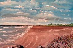 Vand og strand | Artmoney #2014-015