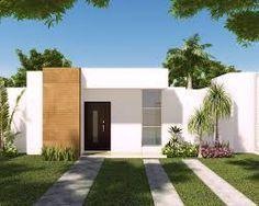 Resultado de imagen para fachadas de casas un piso #casasminimalistasdeunpiso