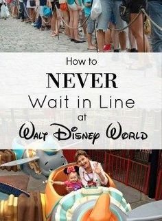 """I love riding all of the incredible attractions at Walt Disney World... but I hate waiting in line. Even thoughthewaiting areas (aka """"queues"""") for some"""