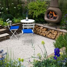 4 Reliable Tips AND Tricks: Corner Fire Pit Hot Tubs cinderblock fire pit diy.Fire Pit Backyard Above Ground fire pit chairs campfires. Fire Pit Wall, Fire Pit Decor, Diy Fire Pit, Fire Pit Chairs, Fire Pit Seating, Seating Areas, Wall Seating, Sunken Patio, Sunken Garden