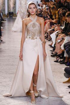 Elegancia — Elie Saab Spring 2017 Haute Couture