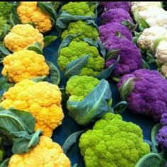 Cheap seeds vegetables, Buy Quality cauliflower seeds directly from China vegetable seeds Suppliers: 50 Pcs Snowy Cauliflower Seeds Vegetable Non Hybrid Broccoli Seeds Green Health Vegetables For Home Garden Fruit And Veg, Fresh Fruit, Fruits And Veggies, Fruits And Vegetables, Garden Supplies, Farmers Market, Vegetable Garden, Broccoli, Seeds
