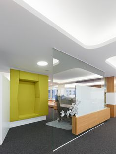 Check Out SAP's Amazingly Collaborative and Teamwork-based Walldorf Office - Office Snapshots
