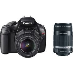 CANON ANNIVERSARY T3 IS + 55-250MM IS