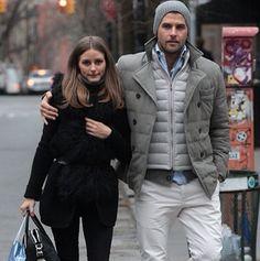 Winter fashion - couples
