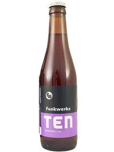 "funkwerks ""TEN"" ☆☆☆☆★"