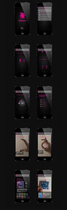21 Creative Examples of Mobile UI Design Inspiration | iShareArena | Creative Hub