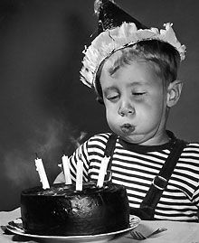 happy birthday old fashioned