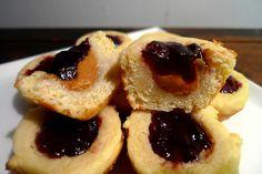 SWEET AS SUGAR COOKIES: PB Sandwich Cookie Cups