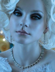 Jessica Stam by Laspata DeCaro for Americana Manhasset FW2006