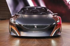 WEIRDEST RE-USE OF NATURAL RESOURCES: Peugeot Onyx