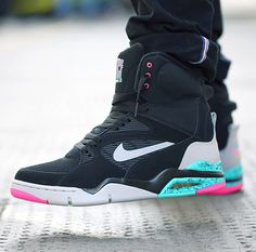 best loved 632bb 469eb Spurs-inspired Air Command Force Release date, dec 1st USA Nike Huarache,  Nike