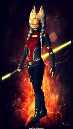 Ashoka Tano - Star Wars Rebels