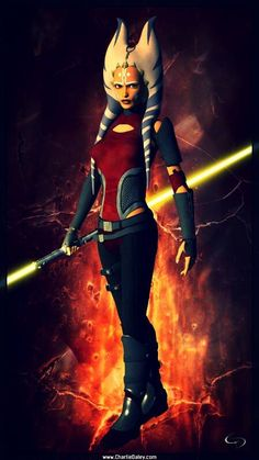 Ashoka Tano - Star Wars Rebels