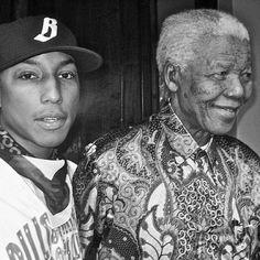 Pharrell W & Nelson M