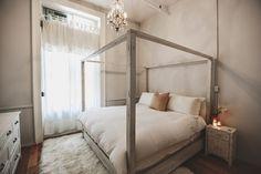 Home tour: um loft romântico no SoHo