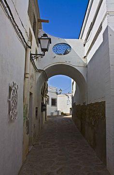 Spain, Andalucia, Almeria,Mojacar