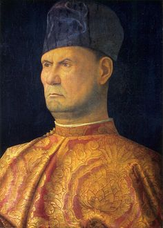 Giovanni Bellini (Italian, Venetian, ca. 1431/6, active by 1459, died 1516): Portrait of a Condottieri