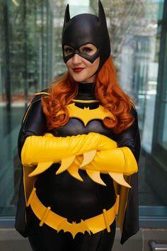 Holly Brooke as Batgirl Blueberry Girl, Batgirl Cosplay, Damsel In Distress, Batwoman, American Comics, Daddys Girl, S Girls, Dc Comics, Harajuku