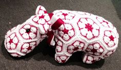 Happypotamus completed. Brilliant pattern from Heidi Bears Designs can be found on Ravelry. x  http://www.ravelry.com/patterns/library/happypotamus-the-happy-hippo-crochet-pattern