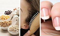 9 alimenti per capelli ed unghie più forti