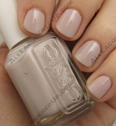 Body Language / Essie Spring 2008 – In The Mood
