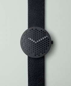 Alexander Lervik set out to make a simple and bold piece of jewelry, and the Bikupa watch was the result.