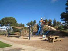 Playgrounds in Melbourne for older kids